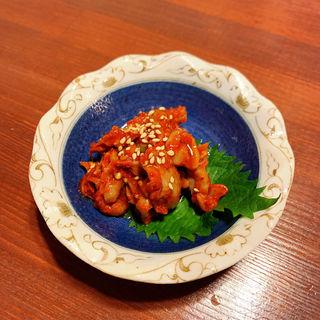 チャンジャ(鍋焼ぼうず)