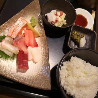 刺身定食(ありまや )