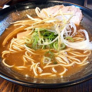 鷄黒ラーメン(麺処むらじ室町店)