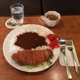 カツカレー(喫茶ナス (キッサナス))