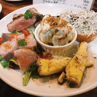 前菜3種盛り(アネロ (anello))