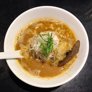 帆立鶏白湯醤油(雨は、やさしく No.2)