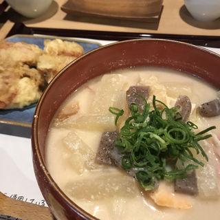 酒粕うどん(麺喰 (udon and cafe ))