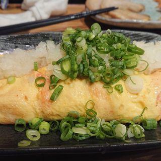 明太オムレツ(ふぶき)