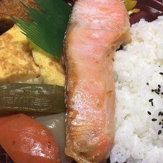 鮭弁当(ディナーベル ススキノ南7条店)