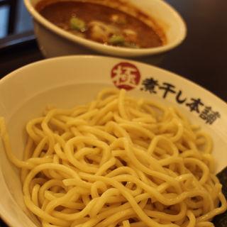 辛煮干し豚骨つけ麺/麺250g(二代目 極煮干し本舗 すすきの店)