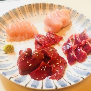 お刺身盛り合わせ(ハラダ )
