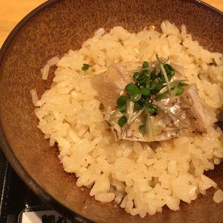 鯛めし(ランチセット用)(鯛担麺専門店 抱きしめ鯛)