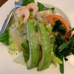 海老とアボカドサラダ