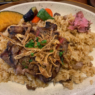 ビーフ焼飯(ロイヤルホスト 南薬院店)