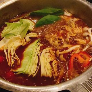 カレースープ鍋(坐離宮)