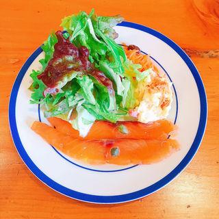 前菜3種(Bistro La Terracotta)