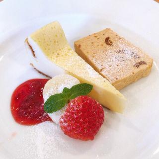 Cランチ(イタリア食堂 たぶち )