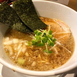 背油醤油そば(平成生まれ麺育ち)