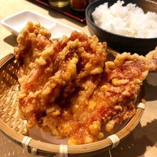 唐揚げ(平成生まれ麺育ち)