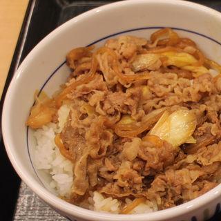 和風牛丼(なか卯 すすきの西店 )
