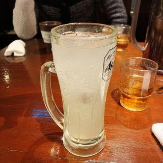 レモンサワー(麺の坊 砦)