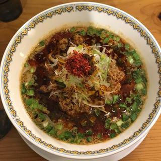 汁あり坦々麺(雲林坊)