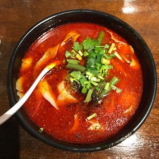 麻辣刀削麺(刀削麺 張家 麹町店 )