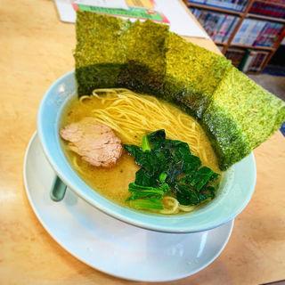 とんこつ醤油ラーメン(山手家 (ヤマテヤ))