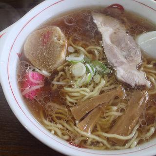 ラーメン(利久庵 )