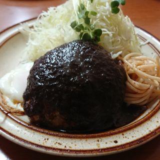 ハンバーグライス(馬場南海 )