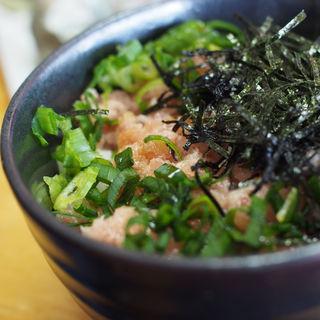ネギトロ丼(もとや )