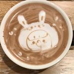 チョコレートラテ(セットドリンク)