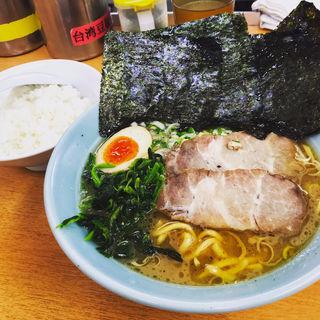 らすた麺(極楽汁麺 らすた )