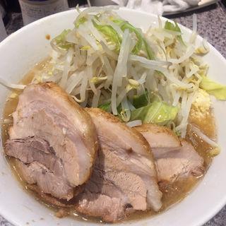 ラーメンミニ豚マシヤサイマシ(ラーメン 宮郎)