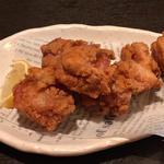 自家製若鶏の唐揚げ