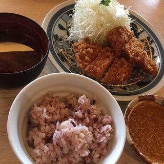 ヒレかつ定食(とんかつ浜勝 福岡松崎店 )
