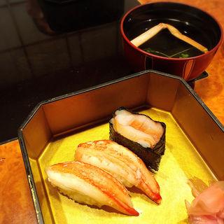 かに寿司(かに道楽 銀座)