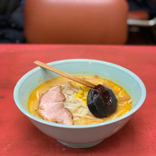 味噌ラーメン(山水楼 (サンスイロウ))
