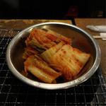 おかんのキムチ(白菜)