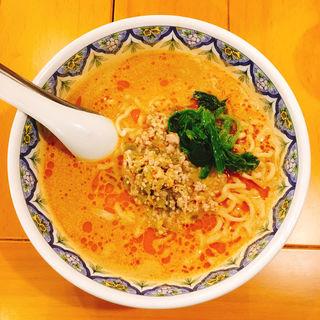 坦々麺(中国ラーメン揚州商人新宿歌舞伎町店)