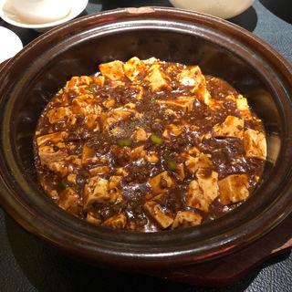 陳麻婆豆腐ランチ(桃谷樓 ルクア大阪店 (トウコクロウ))