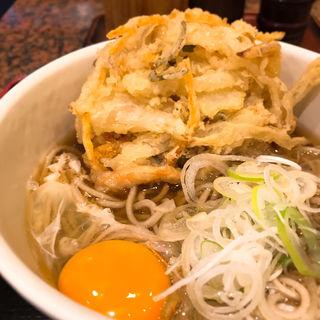 天玉そば(笠置そば 東新宿店 (かさぎそば))