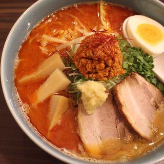 辛味噌ラーメン(麺や玄鳥)