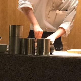 和菓子セット(抹茶)(あんや)