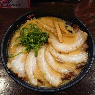 味噌チャーシュー(らあめん がんてつ 札幌駅西口店)