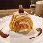 10分モンブラン(菓子工房&sweets cafe KYOTO KEIZO)