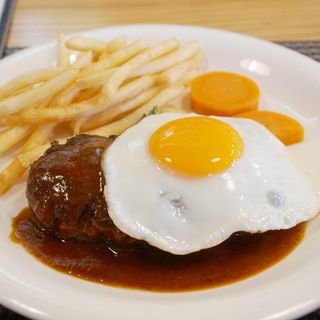 HaYuKaハンバーグ(HaYuKa dining(ハユカダイニング))
