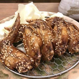 手羽先唐揚(甘口)(鳥良商店 神田西口店 )