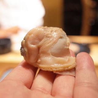 蛤(初音鮨 (はつねすし))