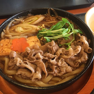 すきやき定食(鈴のれん 畑江通店 )