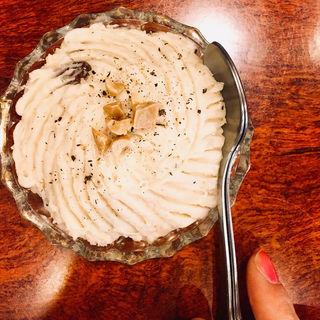 ラム酒とスパイスのポテトサラダ(山谷酒場)