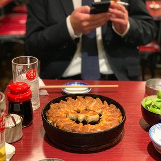 餃子(小倉鉄なべ 本店)