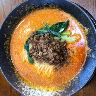 担々麺(錦水苑)