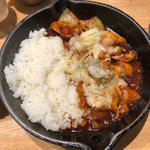 欧風チーズカレー(キャンプエクスプレス 武蔵小杉東急スクエア店 (camp express))